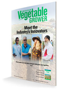 American Vegetable Grower® Renewal