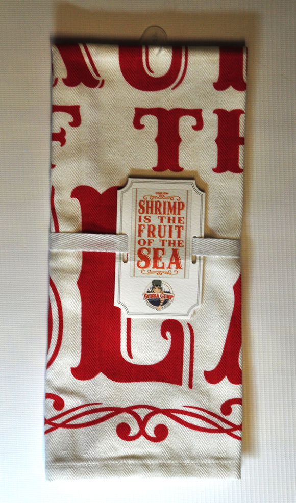 Shrimp Towel