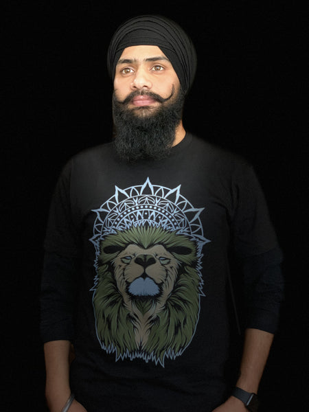 Respect The Mane Crewneck T-Shirt