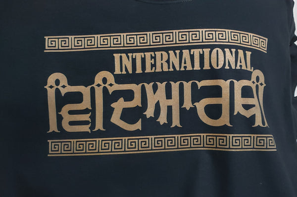 International Student T-shirt