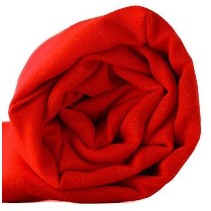 Full Voile Turban - Red