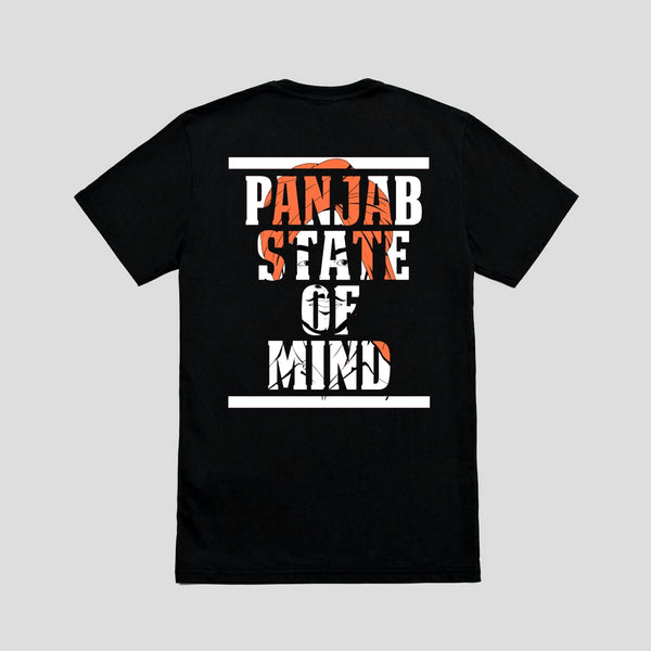 Panjab State Of Mind T-Shirt