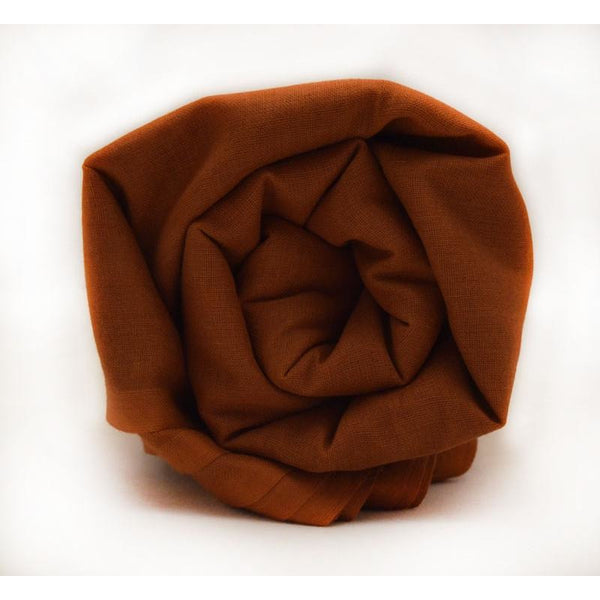 Full Voile Turban/Dumalla - Brown