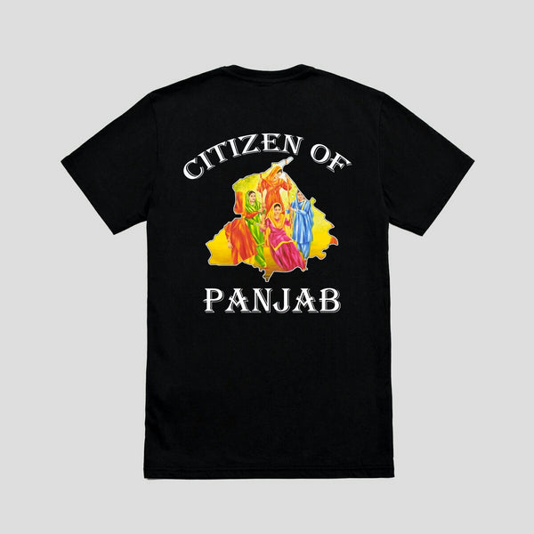Citizen Of Punjab Girl's T-Shirt