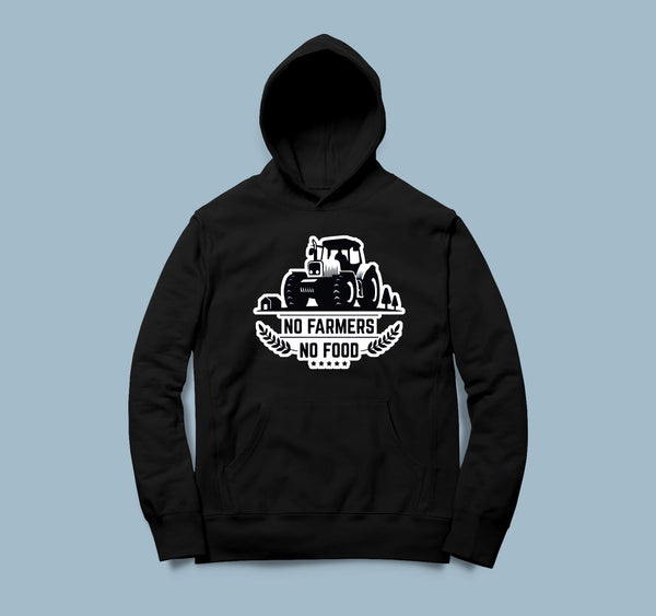 No Farmer No Food Hoodie/ Sweatshirt