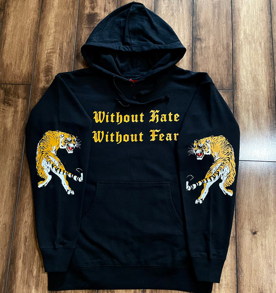 The Tiger Unisex Hoodie/Sweatshirt
