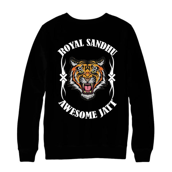 Custom Tiger Sweatshirt/ T-Shirt