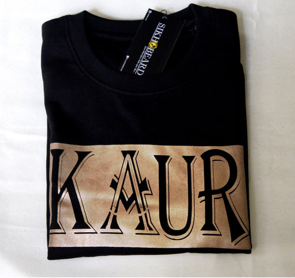 Kaur SweatShirt for Sikh Women