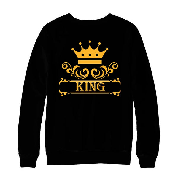 King Queen SweatShirt
