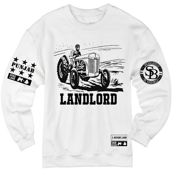 Landlord - Crew neck Sweatshirt