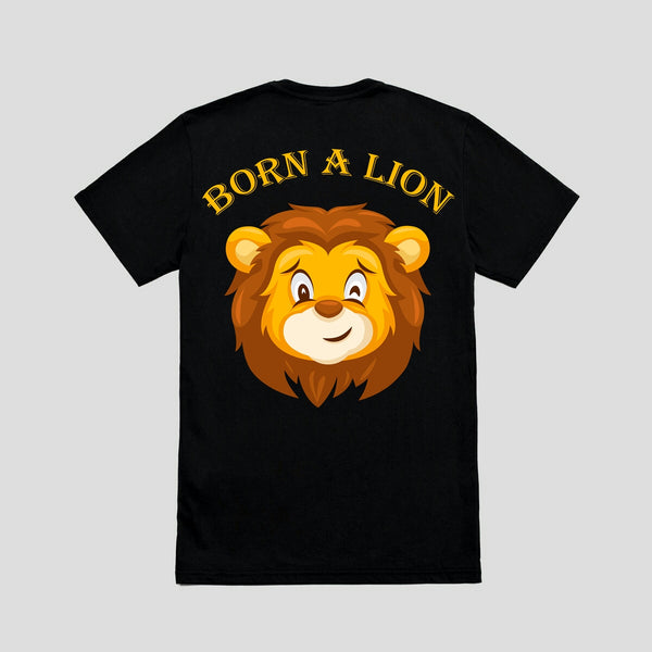 Born A  Lion  T-Shirt