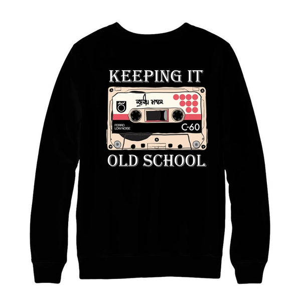 Old School Music Unisex Sweatshirt