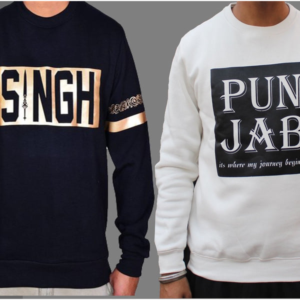 Singh and Punjab SweatShirt Pack