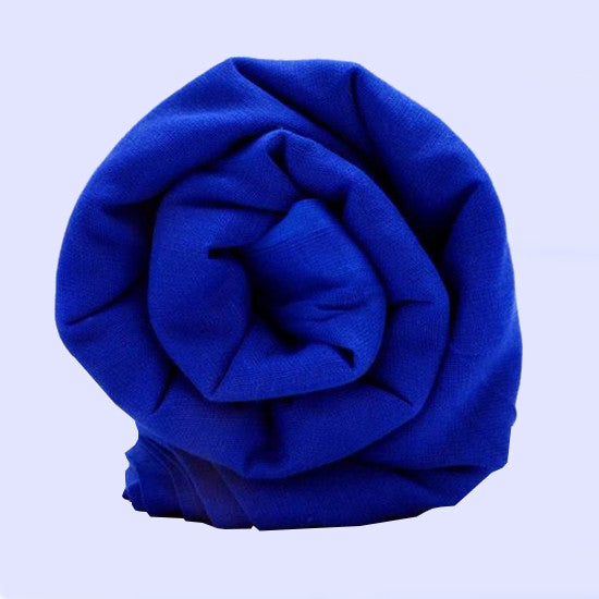 Buy Full Voile Turban/Dumalla/Parna in Royal Blue Color online