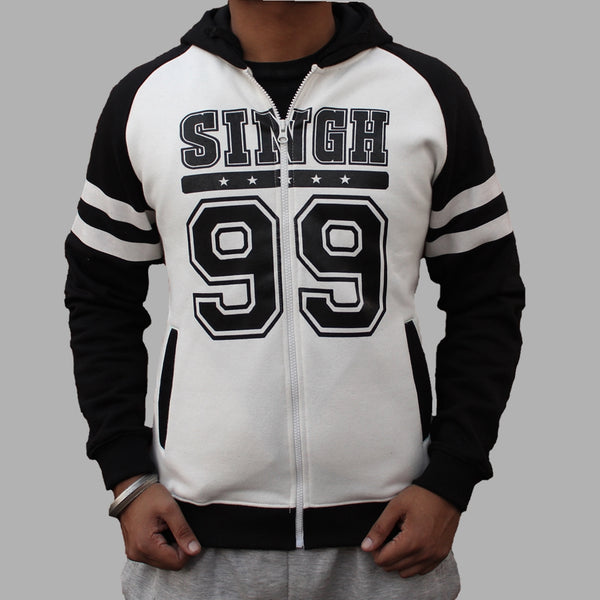 Singh 99 Zipper Hoodie (Limited Edition)