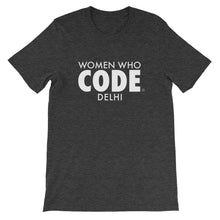 WWCode Delhi Short-Sleeve Unisex T-Shirt