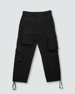 Washed Black Ottetal Utility Pants