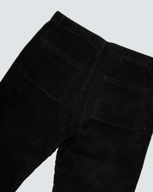 Black Corduroy Pants