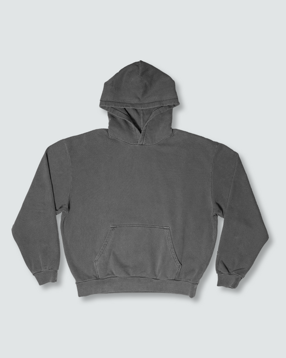 Washed Charcoal Everyday Hoodie