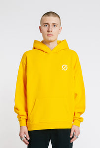Hooded Sweatshirt - Sunflower