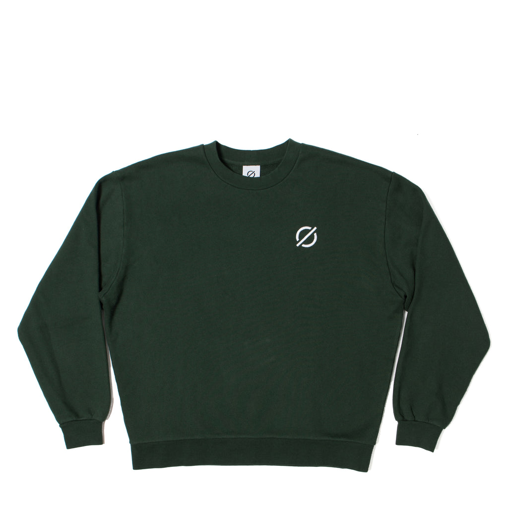 Logo Crewneck Sweater - Forest