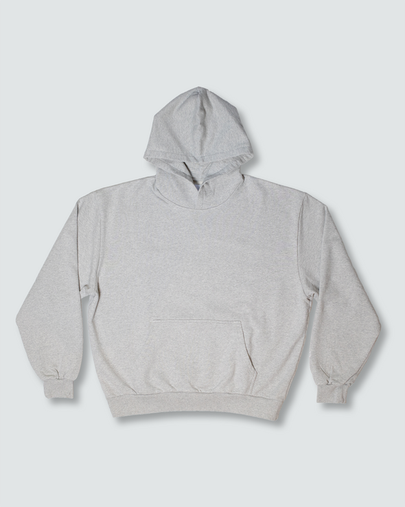 Heather Grey Everyday Hoodie