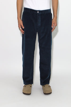 Cord Trousers - Navy (PRE-ORDER)
