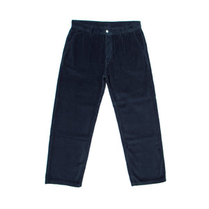 Cord Trousers - Navy