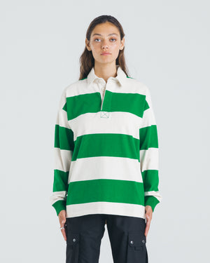 Green Rugby Shirt