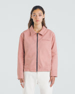 Dusty Pink Work Jacket