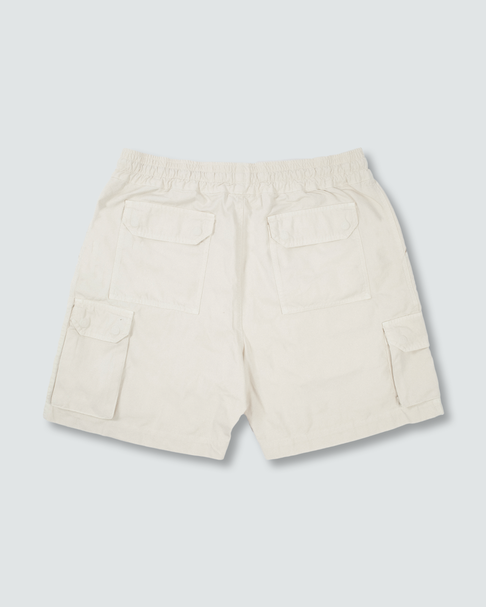 Washed Stone Ottetal Utility Shorts