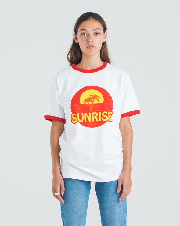 Sunrise Ringer T-Shirt