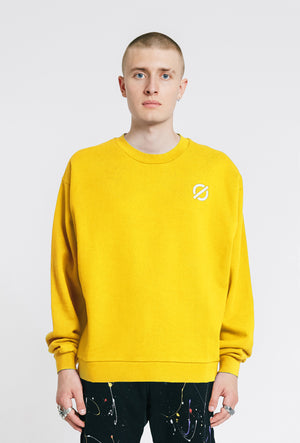 Crewneck Sweatshirt - Sunflower