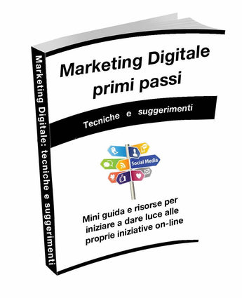 [Prevendita] Marketing Digitale: primi passi