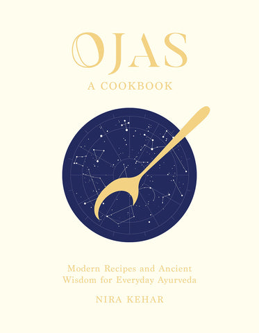 Ojas Ayurvedic cookbook