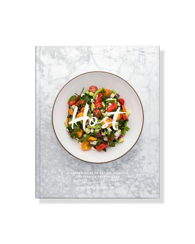 Host Cookbook and Entertaining Book for the Home Host - Recipes and Tips - Thread Spun