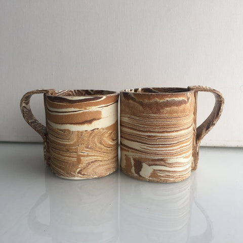 Handmade ceramic canyon mug by Ivy Ivy Ivy Ceramics