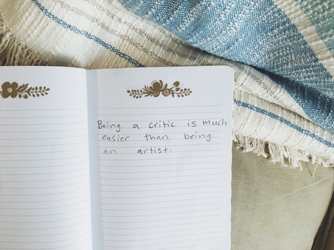 Mom blogger Devon DeMint's writing journal.