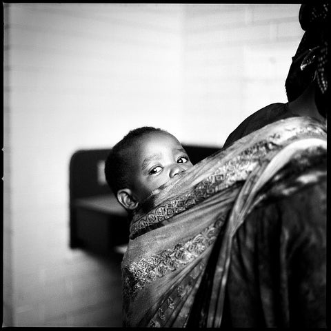 In this image provided by Voice of San Diego, this photograph comes from a series of images of Somali Bantu refugees soon after resettlement in Boston