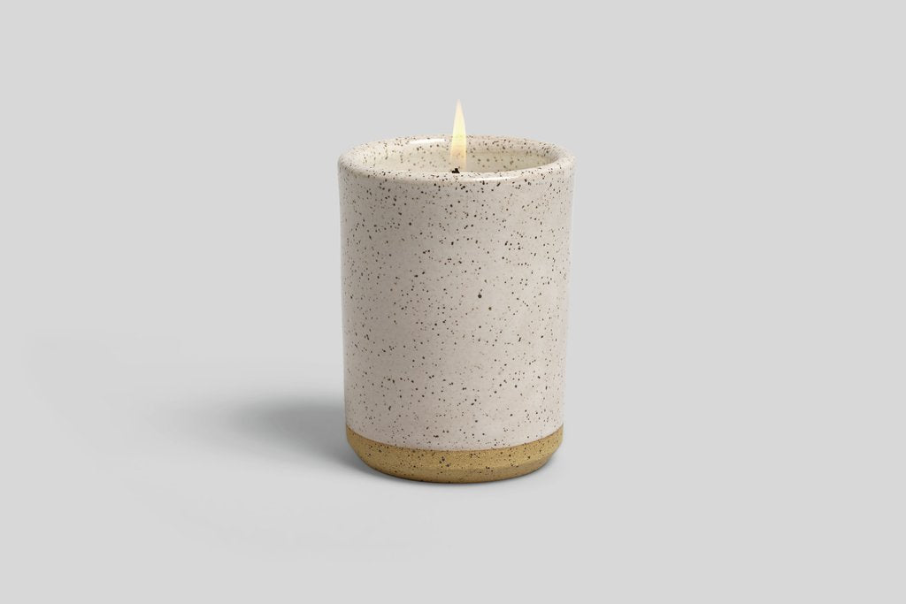 Ojai 12 oz. Ceramic Candle