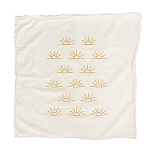 Open image in slideshow, Cotton tea towel by Confetti Riot