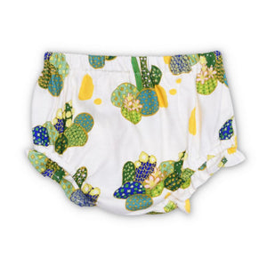 Organic cotton bloomers for infants and children by Apple Park