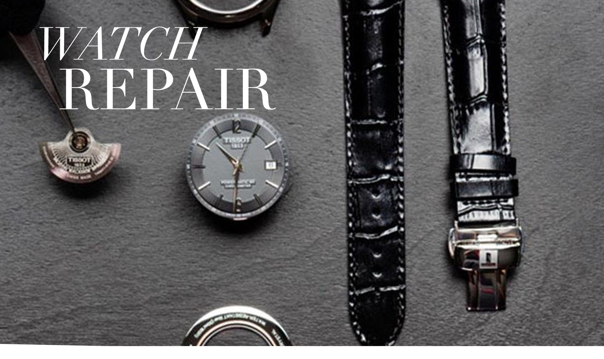 Watch Repair J Brooks