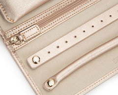 PALERMO JEWELRY ROLL - ROSE GOLD