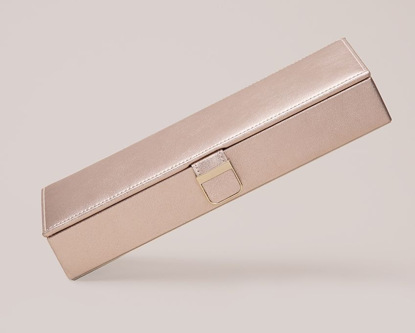 PALERMO SAFE DEPOSIT BOX - ROSE GOLD