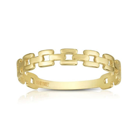 Open Link Eternity Band