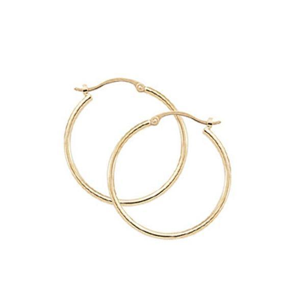 1.5x20mm Extra Small Tube Hoop Earrings