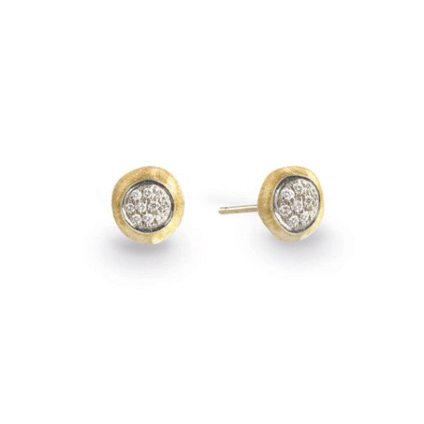 earrings small bulgari mother stud pearl of