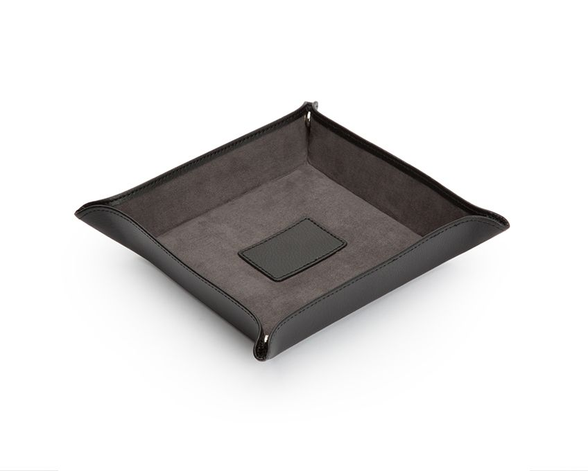 BLAKE COIN TRAY - BLACK