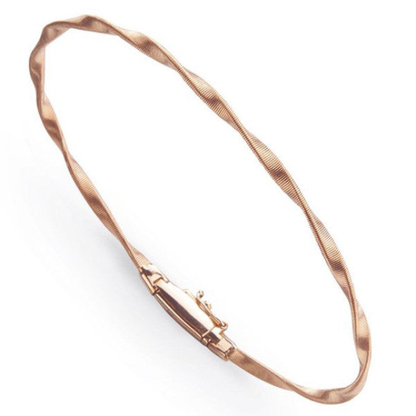 Marrakech Rose Gold Stackable Bracelet